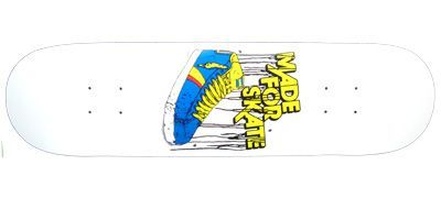 Made for Skate Hobie Skateboard Deck 7.75