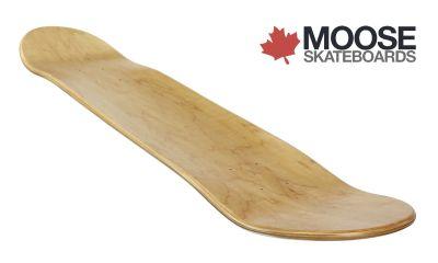 Moose Blank Skateboard Deck Kids