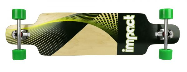 Impact Synthesis green Dropthrough Complete 39 x 9.5