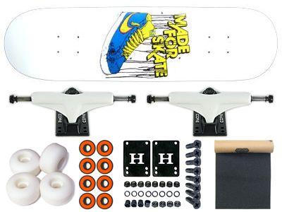 Made for Skate Blazer Komplett Skateboard 8.0