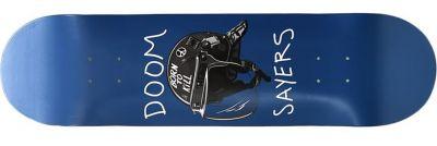 Doomsayers Riot Helmet Skateboard Deck 8.5