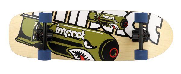 Impact komplett- Cruiser Fat Boy 10x33