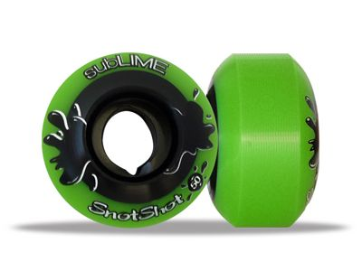 Sublime Skateboard Rollen SnotShots 50mm
