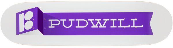 Plan B Torey Pudwill Fold Skateboard Deck 8.12