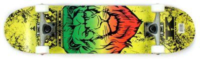 Krown Complete Skateboard Rookie Zion Lion 7.5