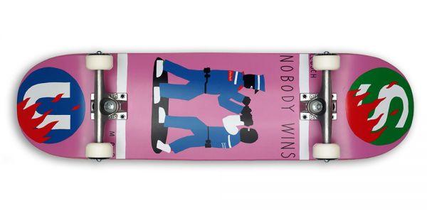 MOB Skateboards Transit Complete - 8.5