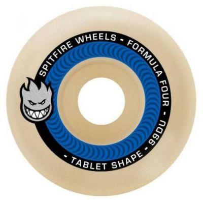 Spitfire Skateboarad Wheels F4 Tablets 99a 54mm
