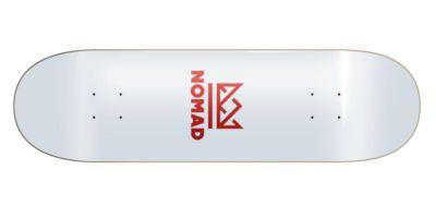NOMAD Crown Logo Deck - 8.5
