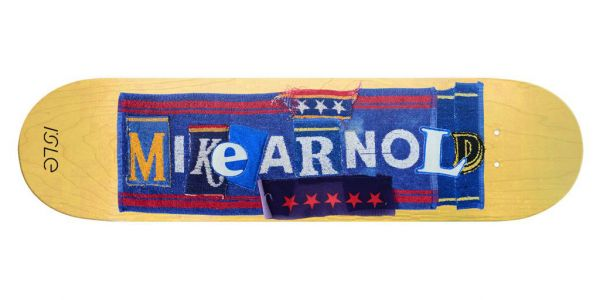 ISLE Pub Series Mike Arnold Deck - 8.5