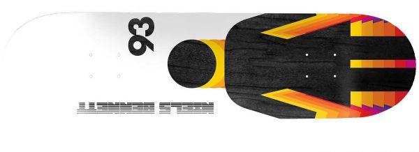 Girl Bennett Future OG Skateboard Deck 8.25
