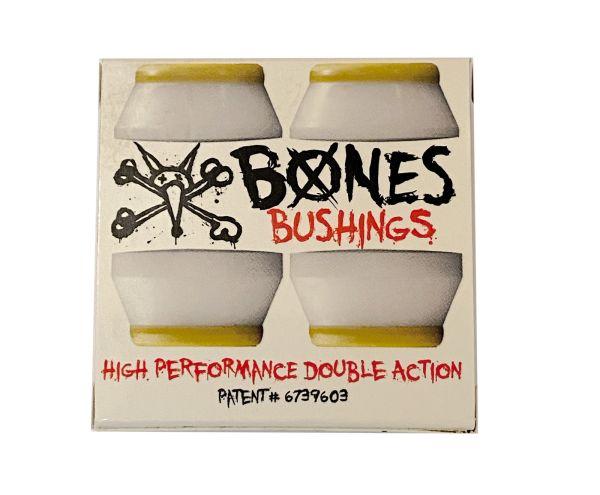 Bones Hardcore Bushings White 91A Medium - SET
