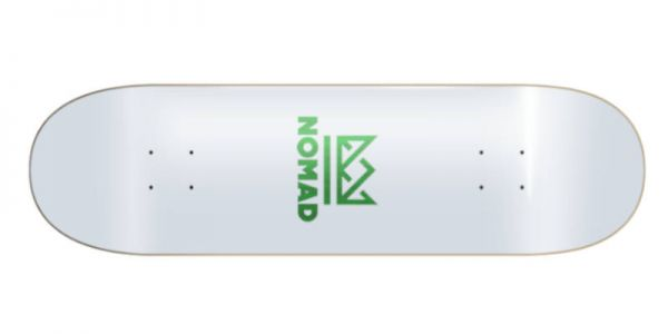NOMAD Crown Logo Deck - 8.75