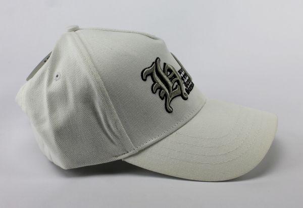 Hardcore Flex Cap White