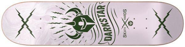 Darkstar Team Axis Pastel Pink Skateboard Deck 8.00