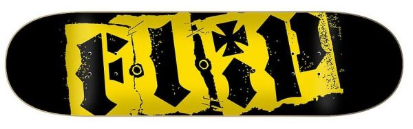 Flip Skateboard Deck Team Destroyer Black 8.25