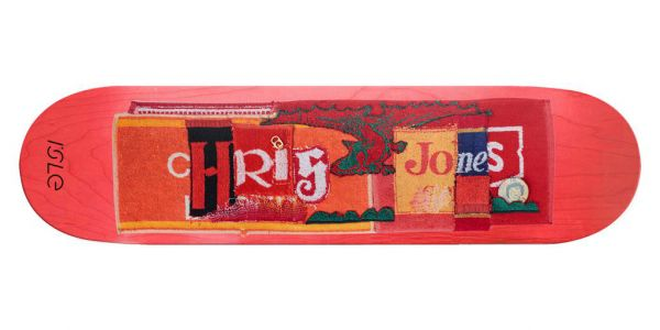 ISLE Pub Series Chris Jones Deck - 8.375