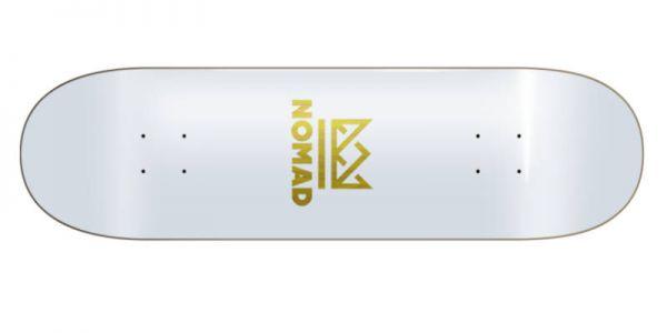 NOMAD Crown Logo Deck - 8.13