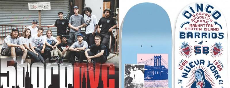 5boro Skateboards