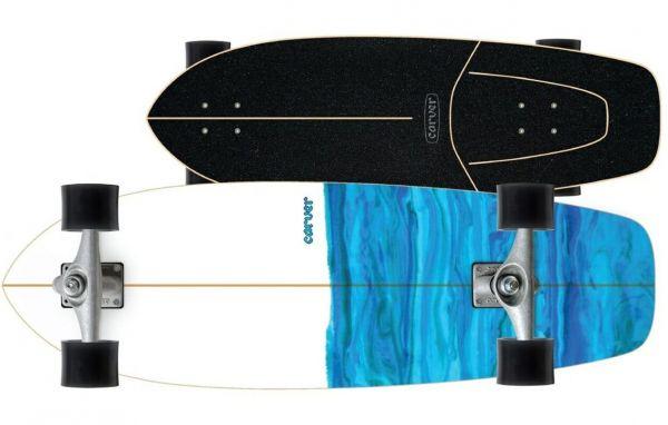 "Carver Surfskate Resin CX 31"""