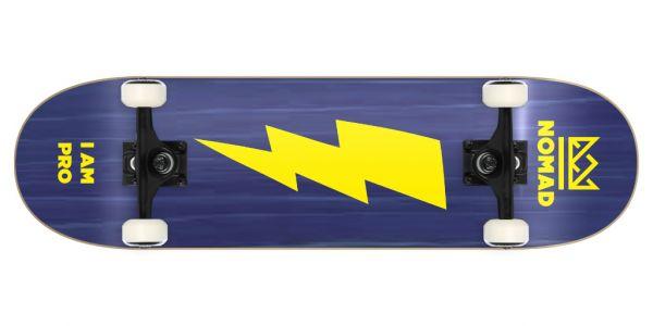 Nomad Thunder Blue Komplettboard - 7.75