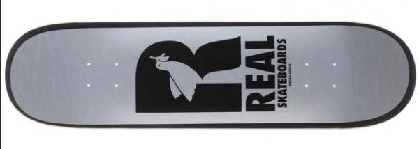 Real Team Renewal Doves Skateboard Deck 8.25