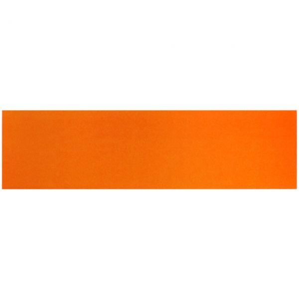 Black Diamond Skateboard Griptape Neon Orange