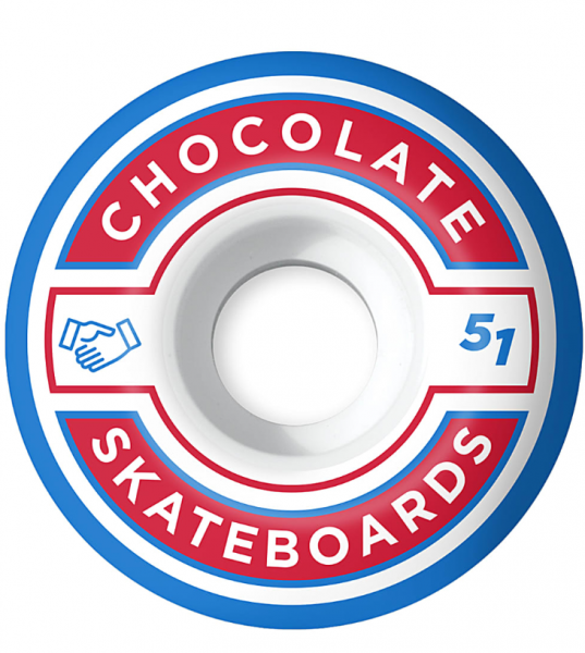 Chocolate Skateboard Rollen Union 51mm