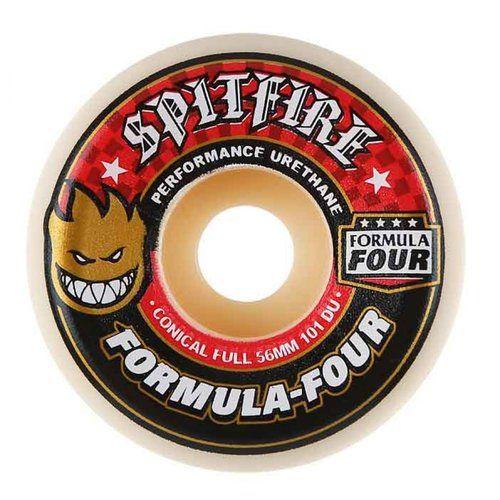 Spitfire Skateboard Rollen F4 Conical Full 101A 53mm