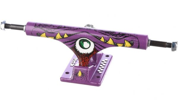 Ace Trucks Skateboard Achse Classic 33 purple coping eater 5.375