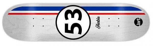 Jart Skateboard Deck Legends 8.25