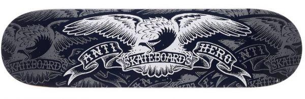 Anti Hero Team PP Copier Eagle Skateboard Deck 8.25