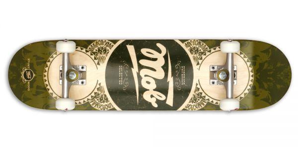 MOB Skateboards Komplettboard Gold Label - 7.75