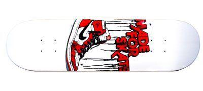 Made for Skate Jordan Skateboard Deck 7.5