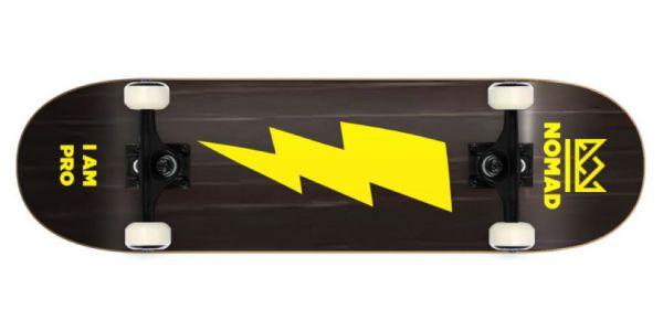 Nomad Thunder Black Komplettboard - 8.0