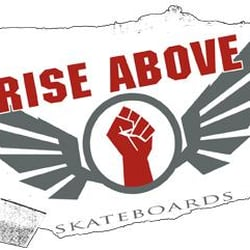 Rise Above Skateboards