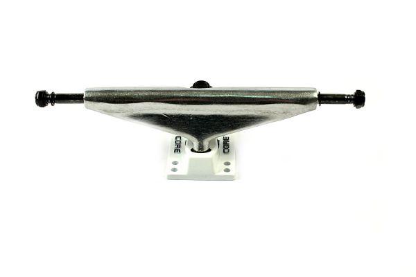 Core Trucks Skateboard Achse silber/weiss 7.0