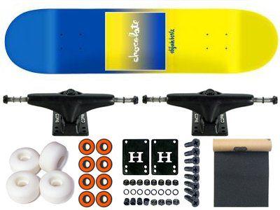 Chocolate Berle Fader Komplett Skateboard 8.5