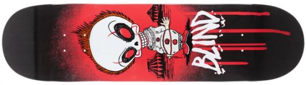 Blind Maxhem Reaper Horror R7 Skateboard Deck 8.37