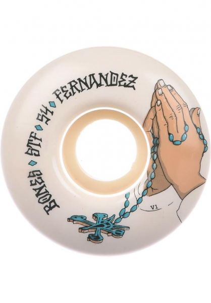 Bones Wheels Skateboard Rollen STF Fernandez Prayer 83B V1 54mm