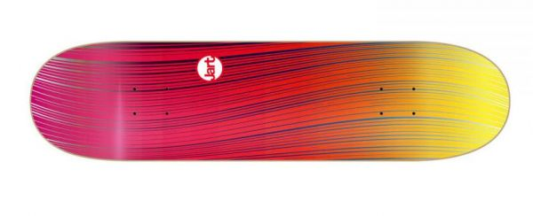 Jart Mistral HC Skateboard Deck 7.87
