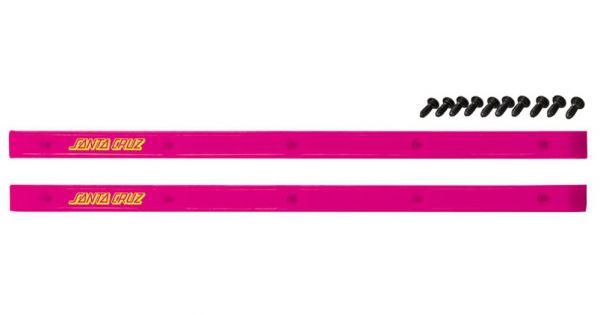 Santa-Cruz Slimline Rails pink
