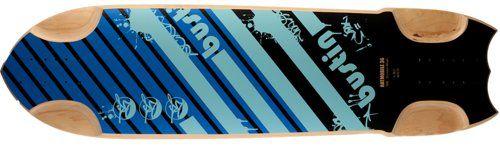 Bustin Rat Mobile Longboard-Deck 36.0 x 9.625