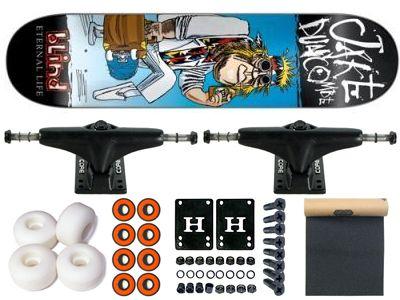 Blind Duncombe Fear and Loathing Komplett Skateboard 7.6