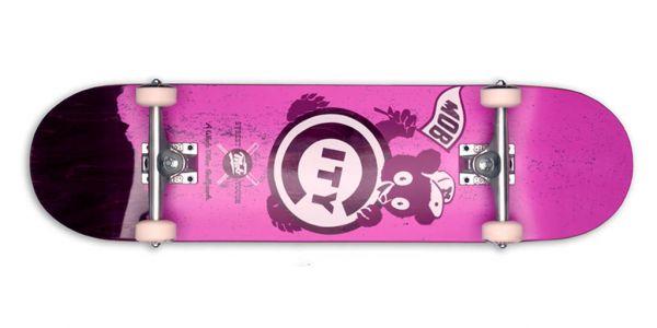 MOB Skateboards Ballpark Komplettboard 8.25