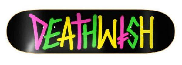 Deathwish Deathspray Multi OG Skateboard Deck 8.00