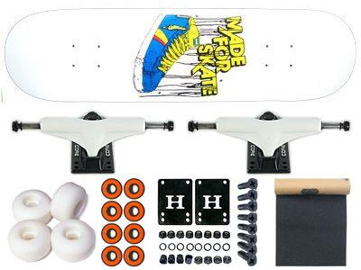 Made for Skate Hobie Komplett Skateboard 7.75