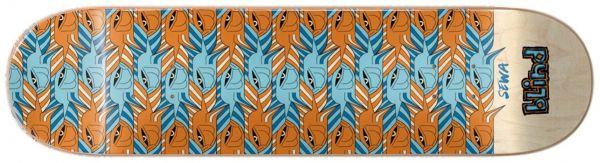 Blind Sewa Tile Style R7 Skateboard Deck 7.75
