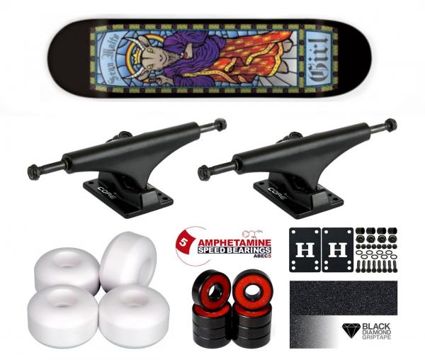 Girl Malto Holy Goat Komplett Skateboard 8.125