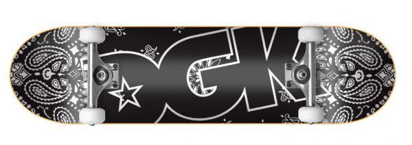 DGK Paisley Komplettboard - 7.75