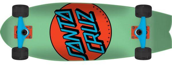 Santa Cruz Other Dot Komplett Skateboard 8.0